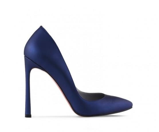 Туфли лодочки Musthave Blue