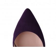 Туфли лодочки Musthave Eggplant