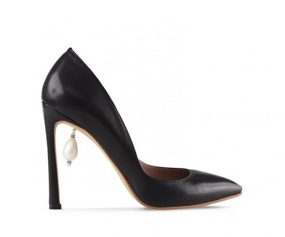 Туфли лодочки La Perla Black