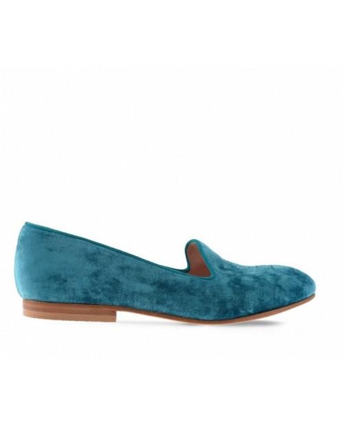 Royal Velvet Turquoise